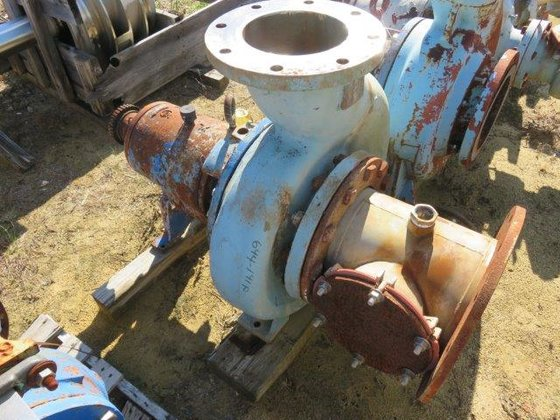 GOULDS 3175 TYPE CENTRIFUGAL PUMP.