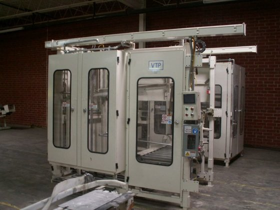 2003 VALLEY TISSUE PACKAGING CARTON/ERECTOR