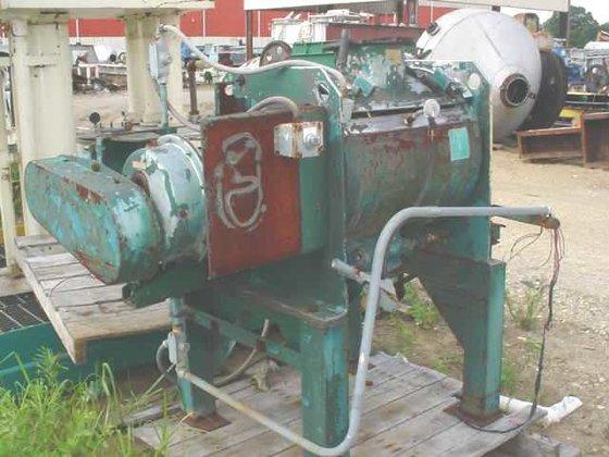FM-130-D Stainless Steel Intensive Mixer
