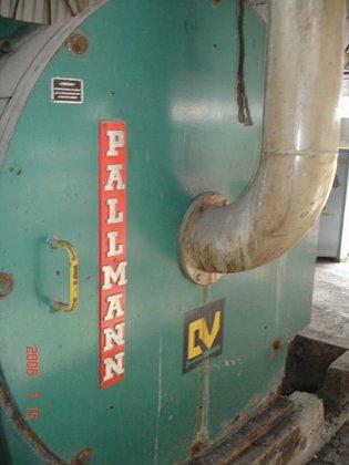 PALLMANN PR 01 2-Disc Refiner