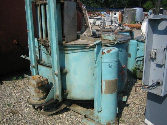 TOLHURST Stainless Steel Basket Centrifuge