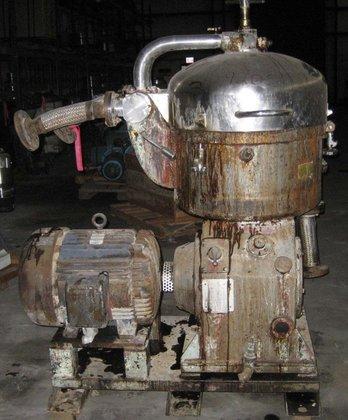 ALFA LAVAL B-214C Vegetable Oil