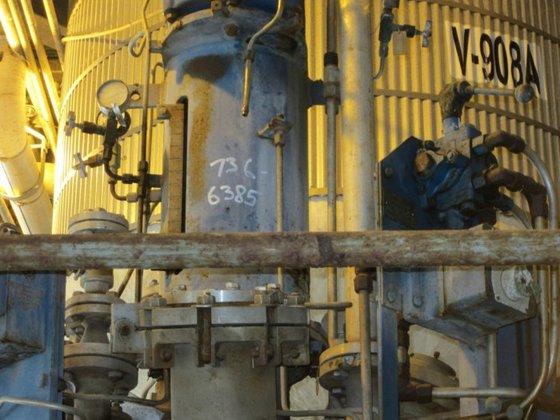 WD-03 316 Stainless Steel Nutsche