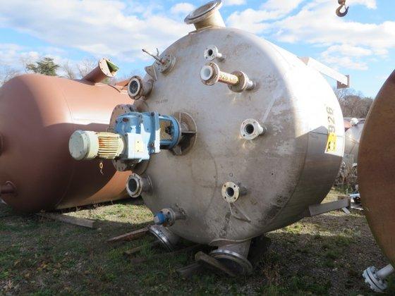 HASTELLOY C-276 Reactor APPROXIMATELY 2,000