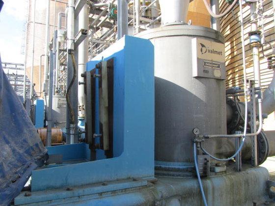 2000 VALMET T9 Pressure Screen
