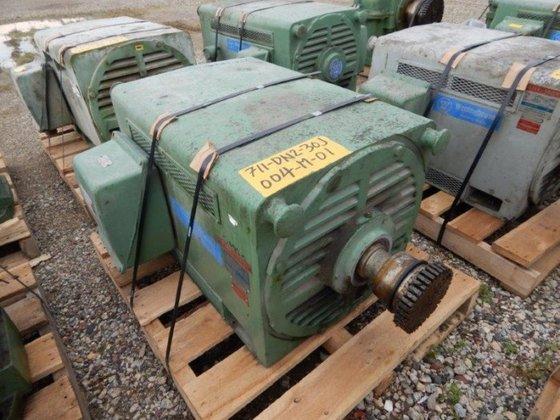 WESTINGHOUSE AC MOTOR, 300 HP,