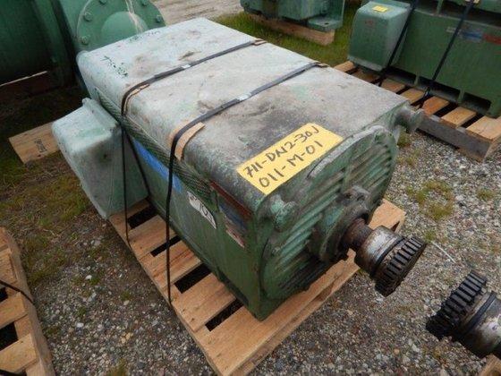 WESTINGHOUSE 350 HP MOTOR, 1186