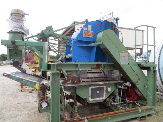 WILLIAMS Hammer Mill SERIAL #17991,