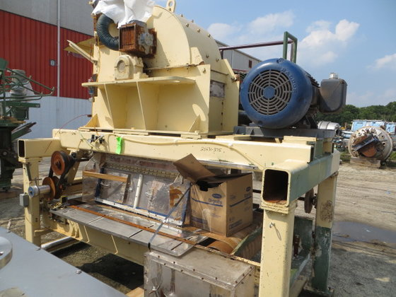 PCM HAMMER MILL, SERIAL #