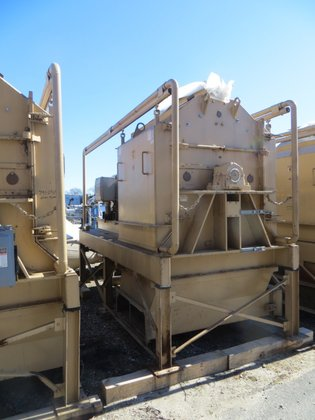 "EMFD 4840-TFA ""Eliminator"" Hammer Mill"