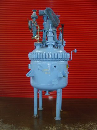 PFAUDLER-BALFOUR APPROXIMATELY 450 LITRE WORKING