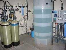 E4-7200-DLX Di Water RO System