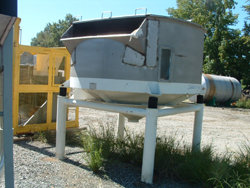 CARMAN INDUSTRIES APPROXIMATELY 200 CUBIC