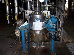 Rosenmund 316L Stainless Steel Filter
