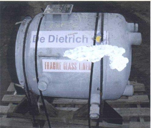 DEDIETRICH Reactor Body 30 GALLON