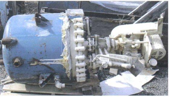 1979 PFAUDLER Reactor 50 GALLON