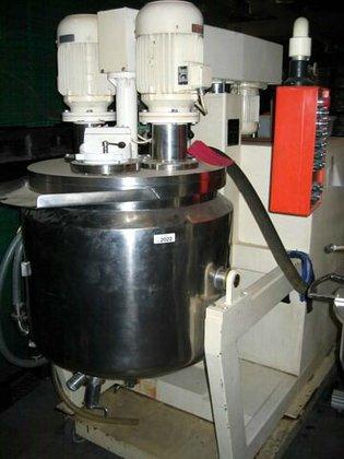 FRYMA Sanitary 316 Stainless Steel