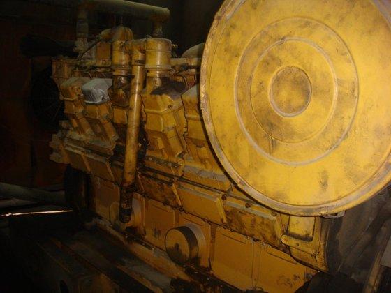 CATERPILLAR D3512 DITA INDUSTRIAL DIESEL