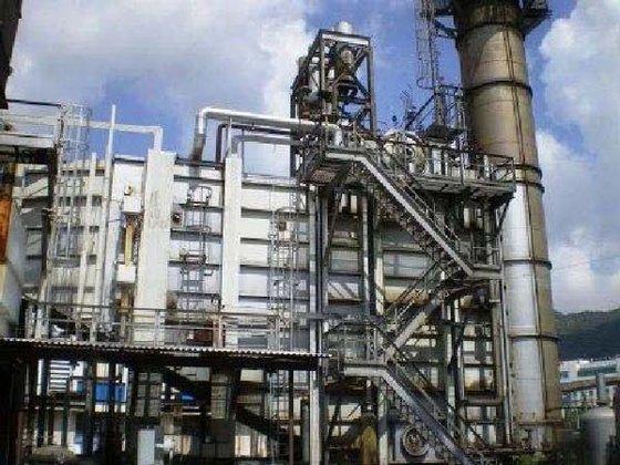 1991 GAS TURBINE POWER PLANT