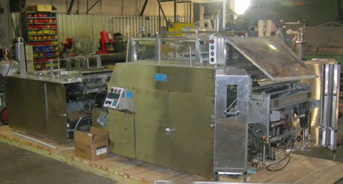 1993 COZZOLI AW400 VIAL WASHER
