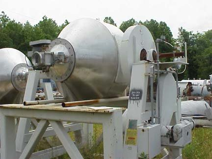 GEMCO 30 CUBIC FOOT STAINLESS