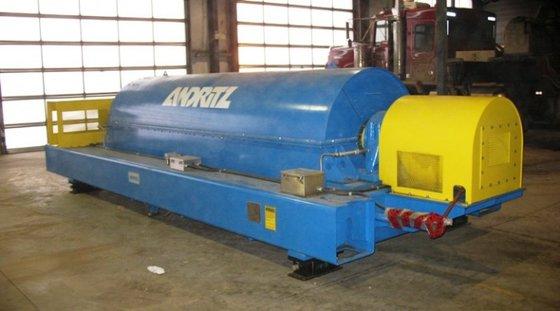 2009 ANDRITZ 6150 Carbon Steel