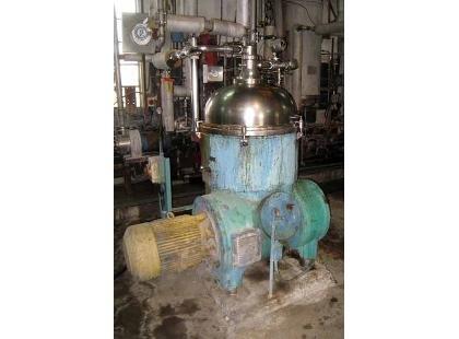WESFALIA RTA-140-51-076 WATER WASH SEPARATOR.