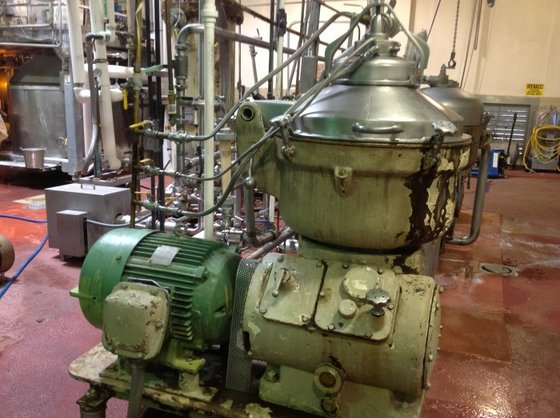 ALFA LAVAL SRG-214 Stainless Steel