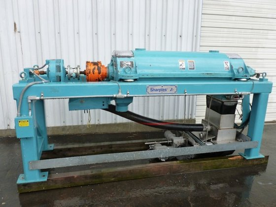 SHARPLES PM38000 Super-D-Canter 316 Stainless