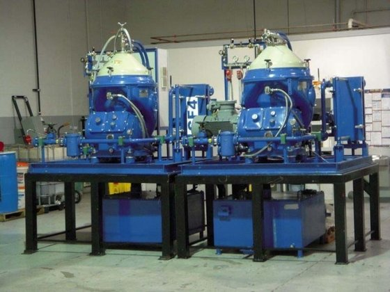 ALFA LAVAL MAPX210TGT Self-Cleaning Centrifuge