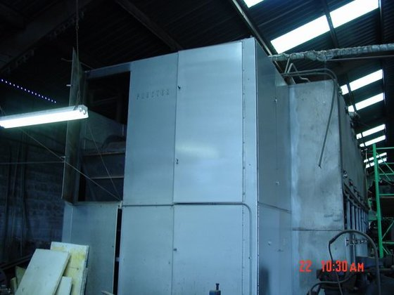 PROCTOR SOAP DRYING SYSTEM CONSISTING