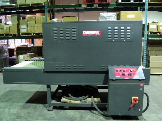 DAMARK SHRINK PACKAGE SYSTEM HEAT