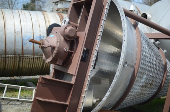 MBX 700 Stainless Steel Nauta