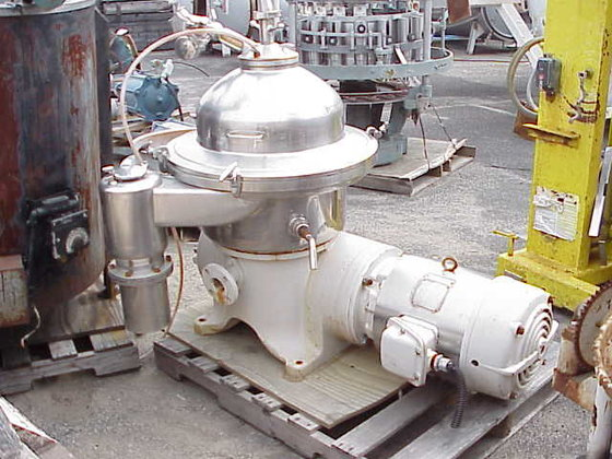 WESTFALIA SAMR5036 (SA-20) Stainless Steel