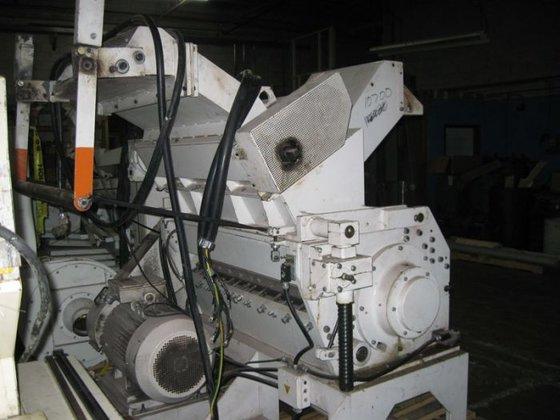 120-49/TR-NS Granulator TRIA HAS NOMINAL