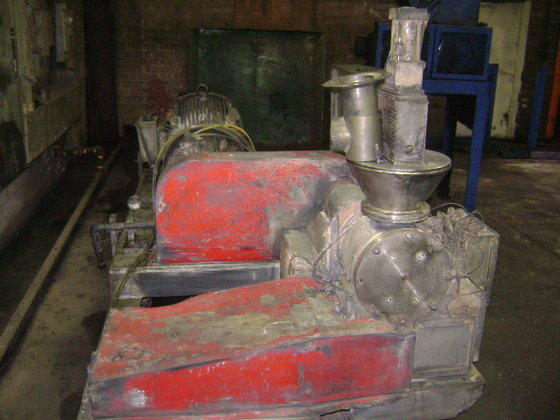 DRAISWERKE GELIMAT COMPOUNDER G10. HAS