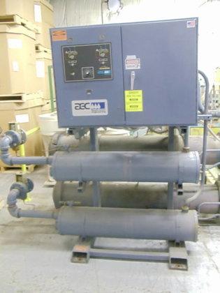AEC CHILLER NECW-2-70Q. 163 GPM