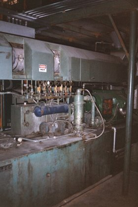STERLING SHEET EXTRUSION LINE CONSISTING