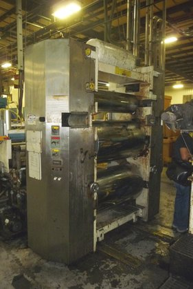 WELEX Co-Extrusion Sheet Line 41″