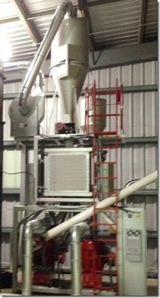 REDUCTION ENGINEERING PULVERIZER. ULTRA 60.