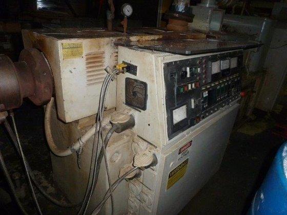 1988 CINCINNATI MILACRON PVC COMPOUNDING