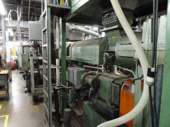64″ STERLING SHEET EXTRUSION LINE