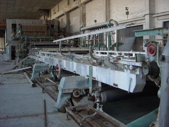 Escher Wyss Paper Machine 2.75M