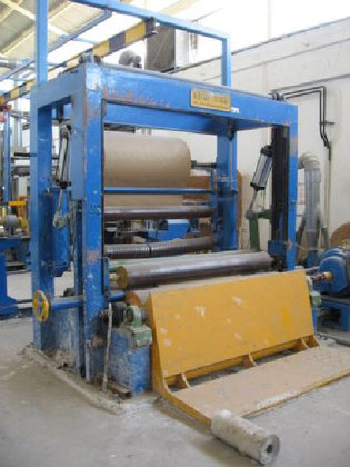 70″ (1.80M) REWINDER MANUFACTURED BY