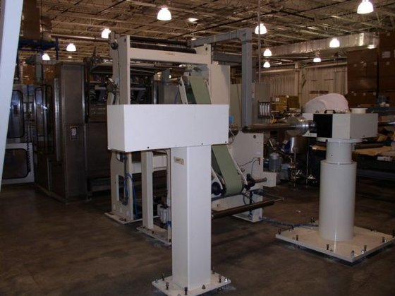 CALYPSO 4-Lane Crossfolder Machine 4