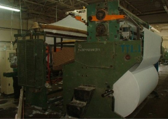 PERINI Tissue Roll Rewinder 92″