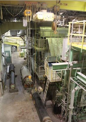 BELOIT Yankee Fourdrinier Tissue Machine