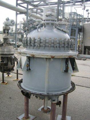 DEDIETRICH Vertical Glass Lined Reactor