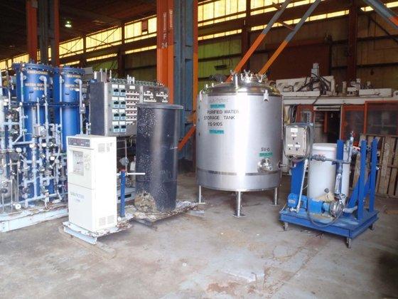 U.S. Filter Reverse Osmosis System