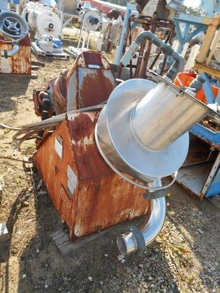 RIETZ Stainless Steel Disintegrator RA3-12-K122